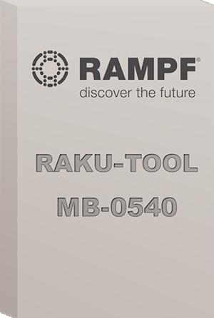 Модельный пластик RAKU-TOOL MB-0540
