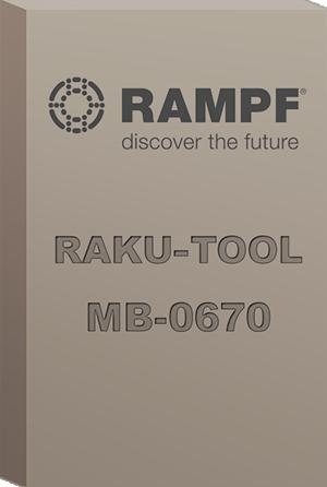 Модельный пластик RAKU-TOOL MB-0600