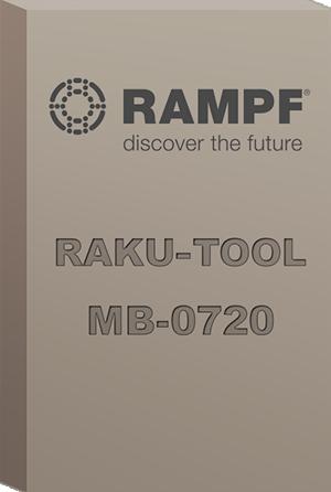 Модельный пластик RAKU-TOOL MB-0720