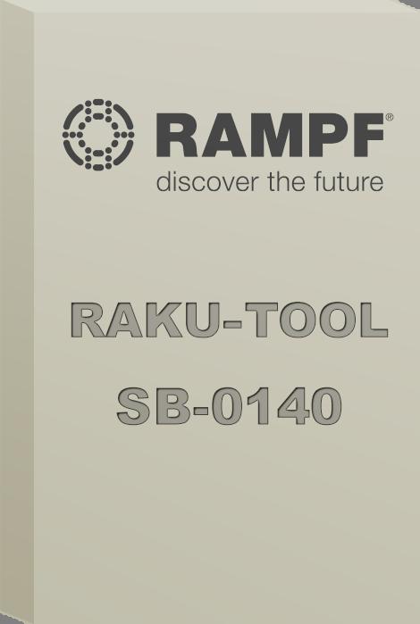 Модельный пластик RAKU-TOOL SB-0140
