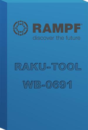 Модельный пластик RAKU-TOOL WB-0691