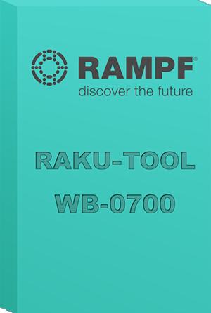 Модельный пластик RAKU-TOOL WB-0700
