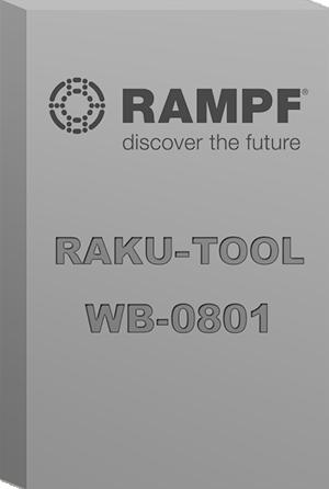Модельный пластик RAKU-TOOL WB-0801