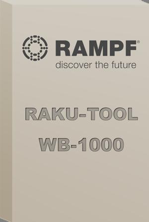 Модельный пластик RAKU-TOOL WB-1000