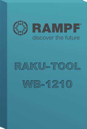 Модельный пластик RAKU-TOOL WB-1210
