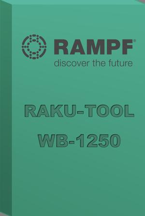 Модельный пластик RAKU-TOOL WB-1250