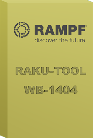 Модельный пластик RAKU-TOOL WB-1404