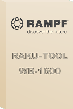 Модельный пластик RAKU-TOOL WB-1600