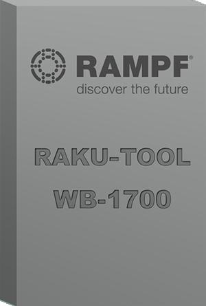 Модельный пластик RAKU-TOOL WB-1700